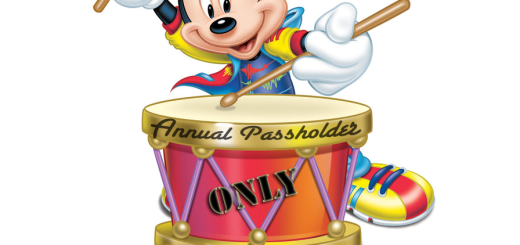 Mickeys Soundsastional Parade Annual Passholder Event Graphic