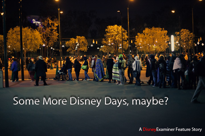 One More Disney Day Disneyexaminer Coverage Banner
