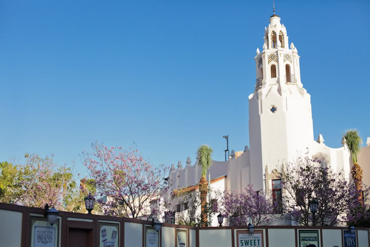 Carthay Circle Restaurant Buena Vista Street