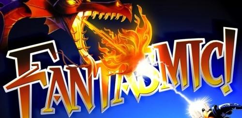 Fantasmic Logo