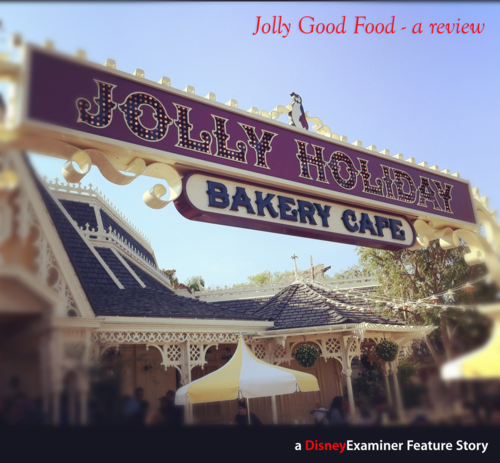 Jolly Holiday Bakery Cafe Story Banner