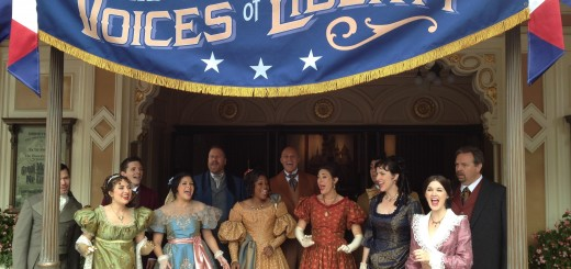 Voices Of Liberty Disneyland Main Street Opera House