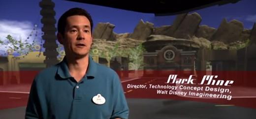 Dish Walt Disney Imagineering
