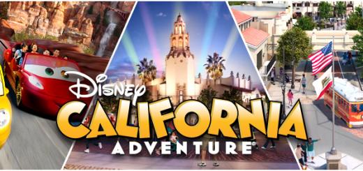 Disney California Adventure Grand Reopening Logo
