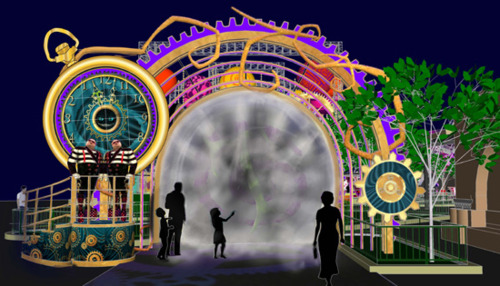 Mad T Party Concept Art 1