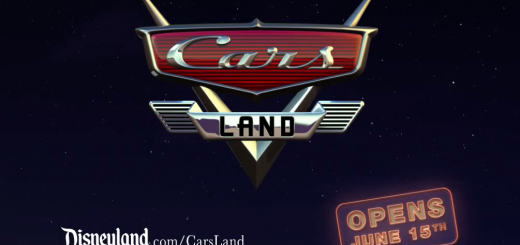 Cars Land Grand Opening Commercial