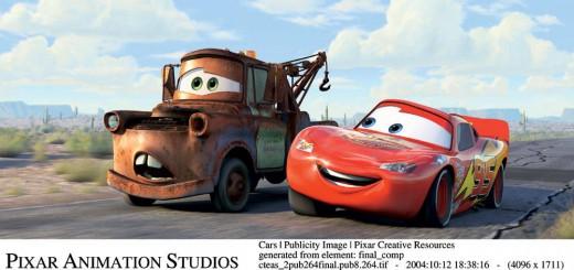Lightning Mcqueen Mater Disney Pixar Cars