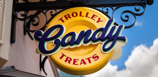 Trolley Treats Buena Vista Street