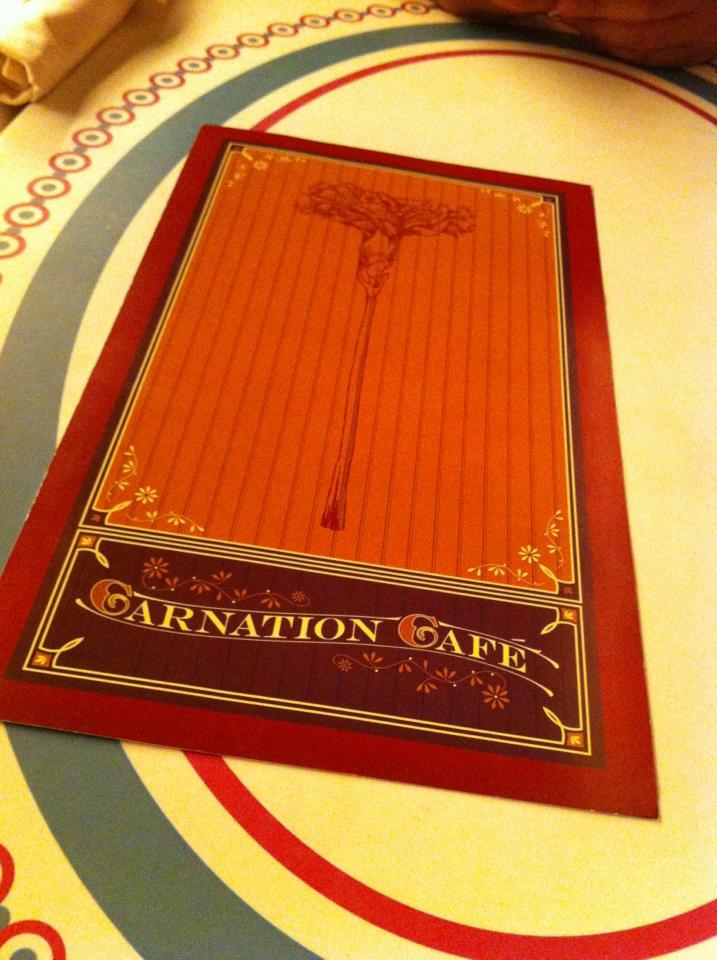 Disneyland Carnation Cafe Reopens 1