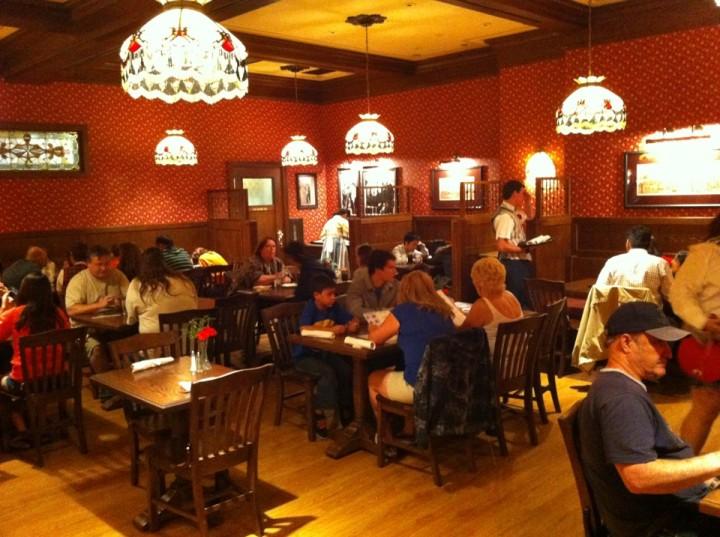 Disneyland Carnation Cafe Reopens 2