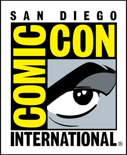 Walt Disney Studios 2012 Comic Con Logo
