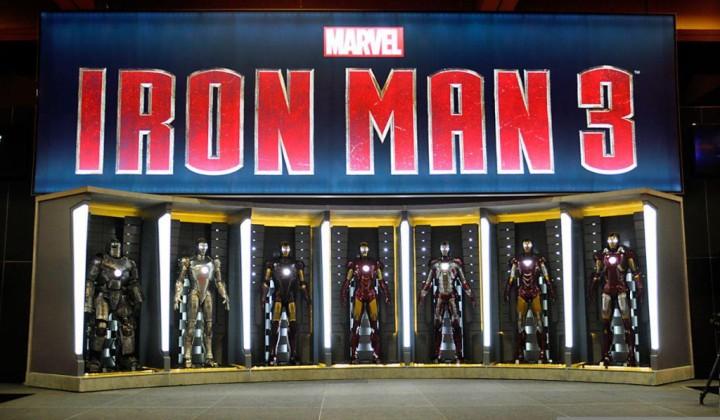 Walt Disney Studios 2012 Iron Man 3 Armor