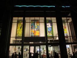 Wonderground Gallery At Night