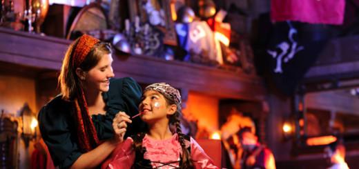Pirates League Disneyland 2