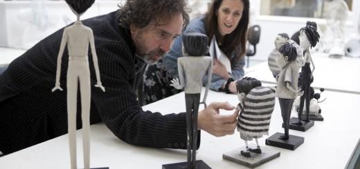 Tim Burton Frankenweenie Sculptures