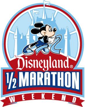 Disneyland Half Marathon Weekend Logo