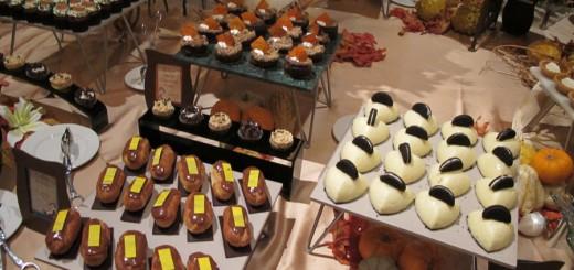 Thanksgiving Buffet Disneyland Hotel Dessert