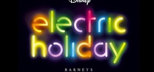 Barneys New York Disney Electric Holiday