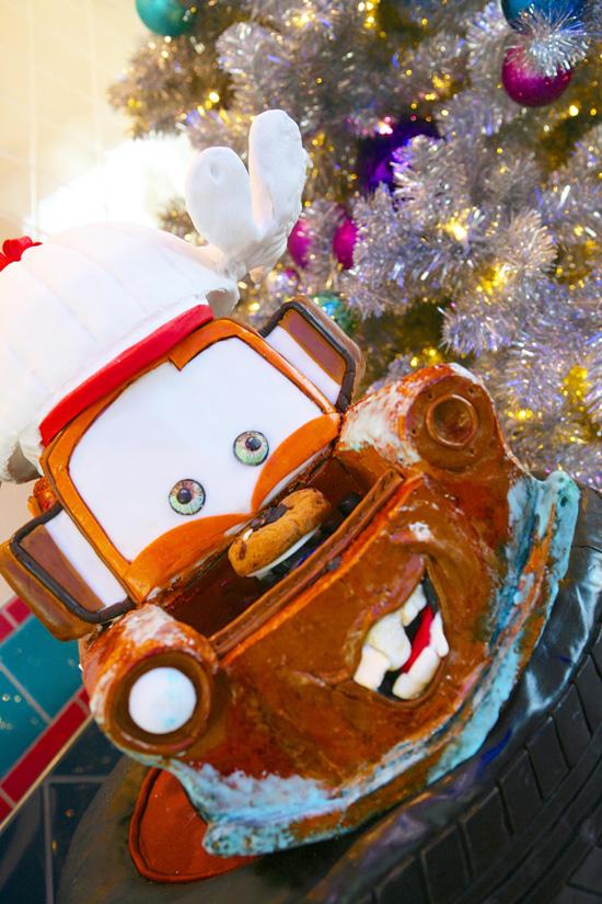 Flos V8 Cafe Gingerbread House