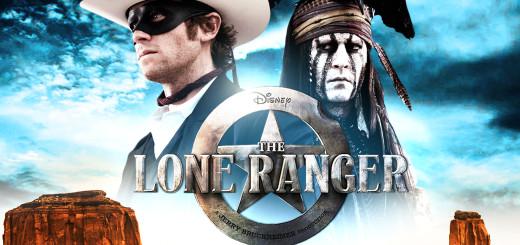 Lone Ranger Movie 2013 Logo