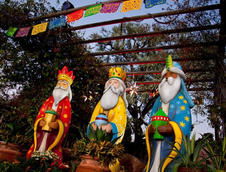 Three Kings Day Celebration Disneyland