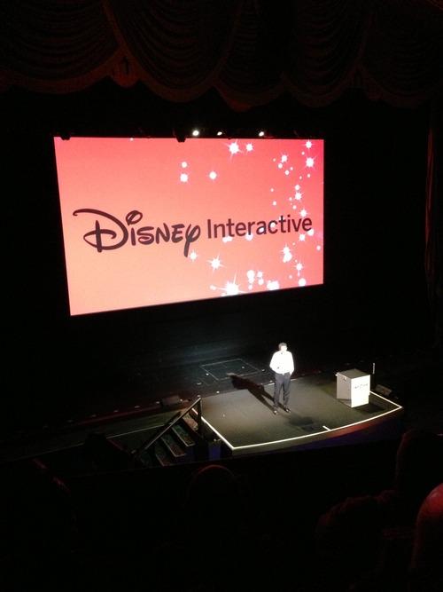 Disney Infinity Debut Press Event D23 Hollywood California 12