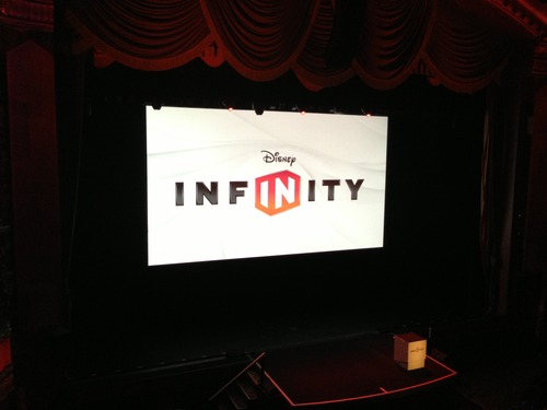 Disney Infinity Debut Press Event D23 Hollywood California 15