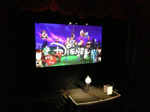 Disney Infinity Debut Press Event D23 Hollywood California 16