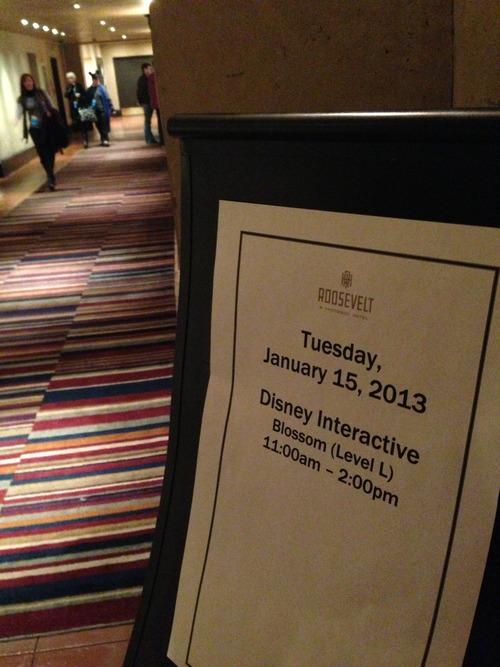 Disney Infinity Debut Press Event D23 Hollywood California 19