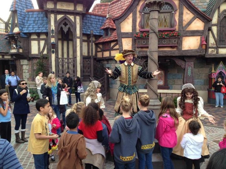 Fantasy Faire Preview Tangled Tower