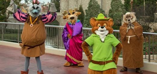 Long Lost Friends Week Disney Parks
