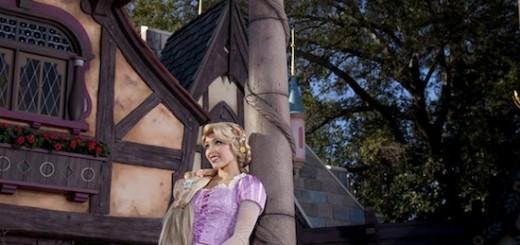 Rapunzel Tangled Tower Fantasy Faire