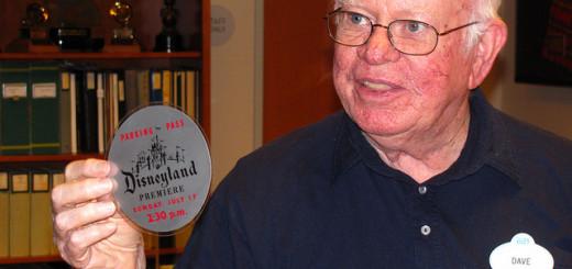 Walt Disney Company Chief Archivist Dave Smith