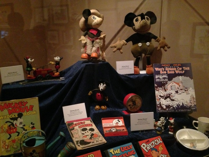D23 Treasures Of The Walt Disney Archives Reagan Library Overview Mickey Mouse Memorabilia