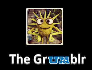 The Grumblr Monsters University Tumblr