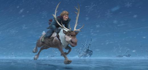 Disney Frozen Kristoff Sven