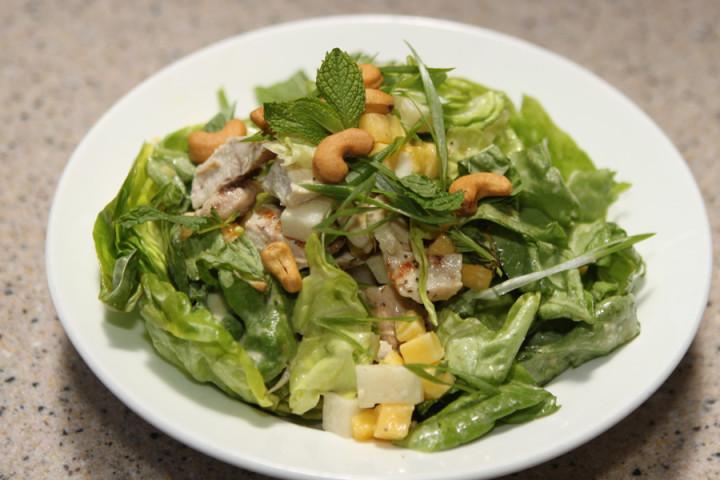 Dole Mango Chicken Salad La Brea Bakery Cafe Downtown Disney