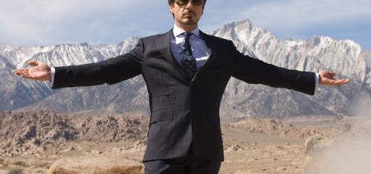 Robert Downey Jr Iron Man Sunglasses