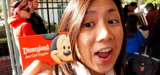 Tami Orendain At Disneyland