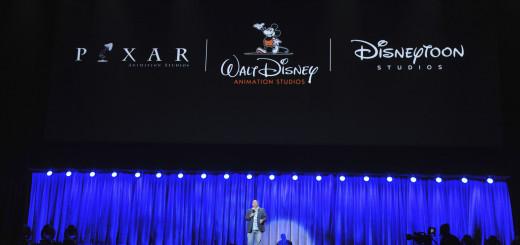 2013 D23 Expo Walt Disney Animation Studios Presentation John Lasseter