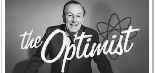 Disney The Optimist Alternate Reality Game Walt Disney Banner