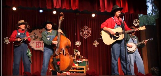 Billy Hill And The Holiday Hillbillies Disneyland Big Thunder Ranch Jamboree