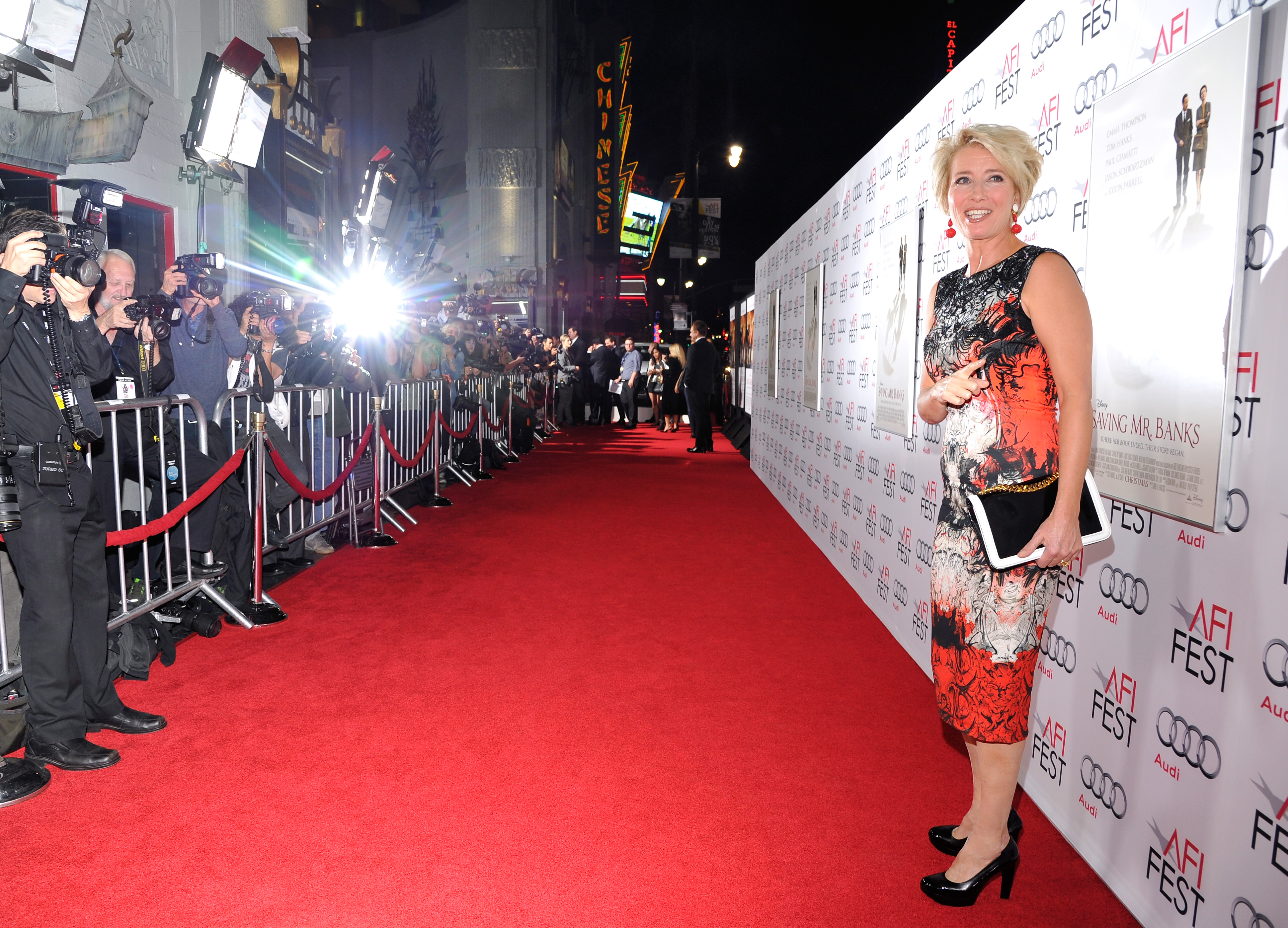 Hollywood red carpet - photo#1