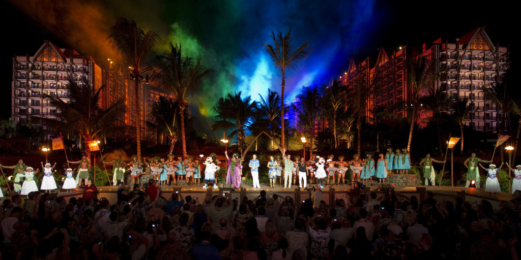 Grand Opening Celebration of Aulani, A Disney Resort and Spa in Hawaii
