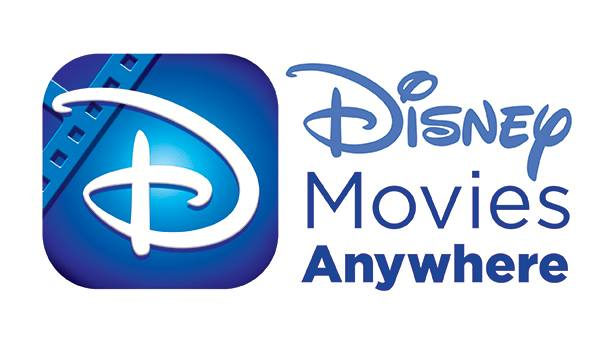 Disney movies anywhere digital cloud service logo