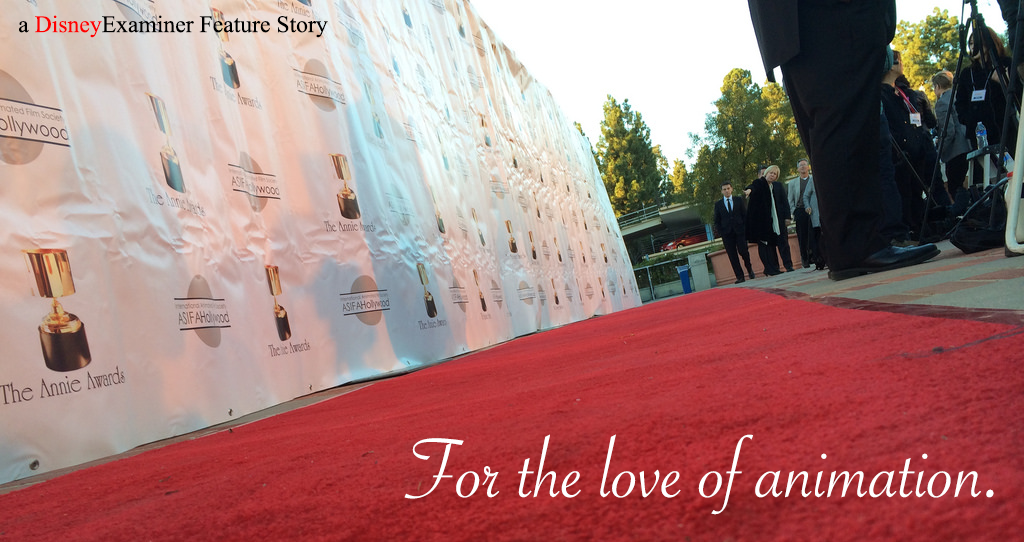 For The Love Of Animation Disney Dominates 2014 Annie Awards Disneyexaminer Wrap Up Report
