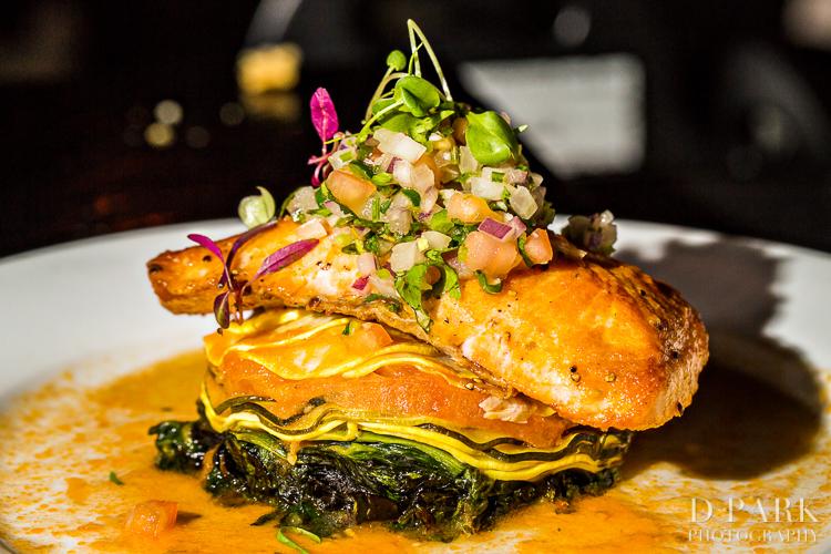 Paleo Whole30 Dieting Disney Parks Disneyexaminer Blue Bayou Grilled Salmon