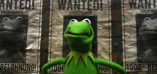 Disney Muppets Most Wanted Constantine Wanted Poster
