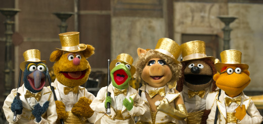 Muppets Most Wanted Formal Cast Picture Kermit Piggy Fozzie Gonzo