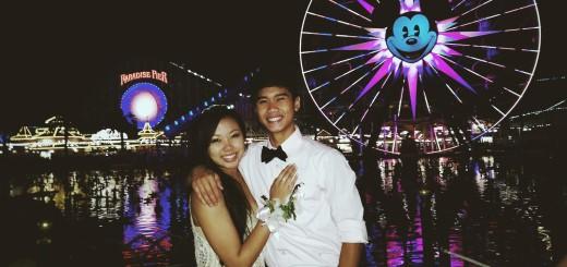 Disneyland Resort Prom Alternative Disneyexaminer Mickeys Fun Wheel